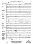 proclamation score