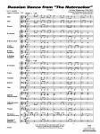 russian dance score
