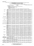 symphonic score 1